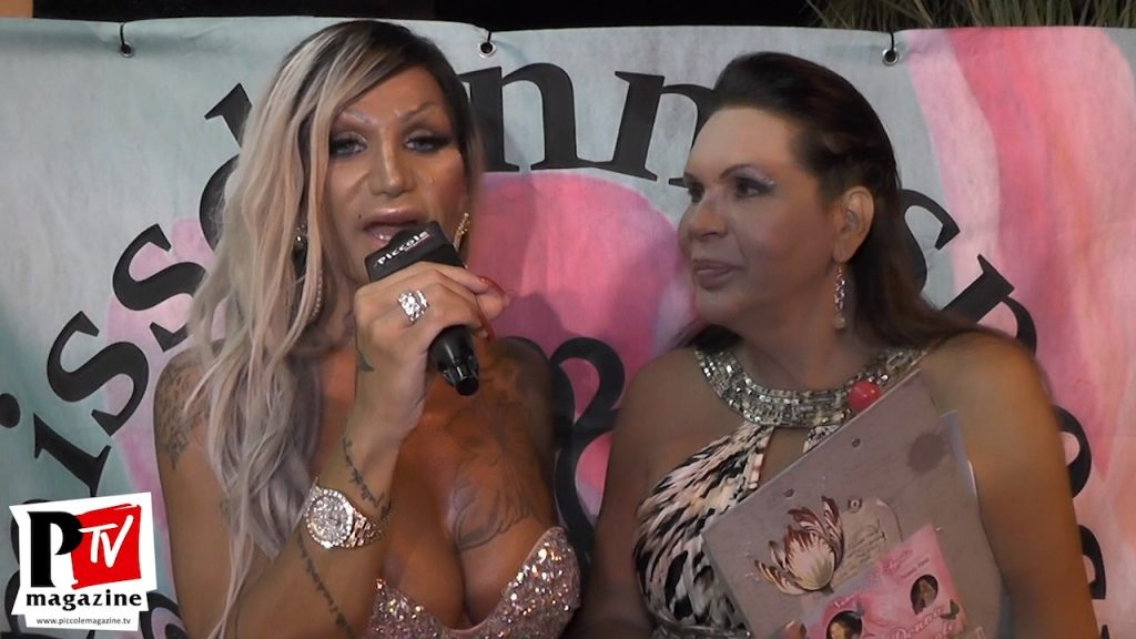 miss donna speciale, intervista gio sensation